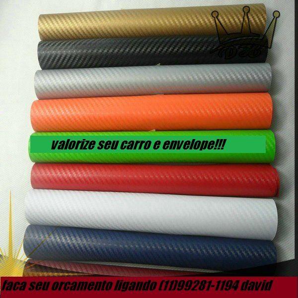 Adesivos De Joaninha Para Lembrancinhas ~ papel adesivo para envelopar carro,fibra de carbono,122mx100 DRDO ACESSÓRIOS AUTOMOTIVOS